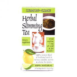 21st Century Herbal Slimming tea Lemon & lime Tea 24's