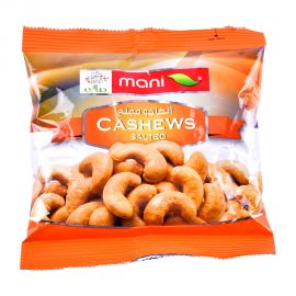 Mani Cashew Salted 50gm