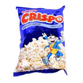 Crispo Pop Corn Salted Flavour 25gm