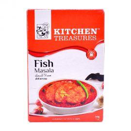 Kitchen Treasures Fish Masala 160g