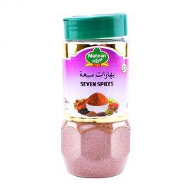 Mehran Seven Spices 250gm Jar