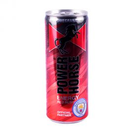 Power Horse Pomegranate Can 250ml