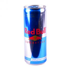 Red Bull Energy Drink Sugar Free 250ml