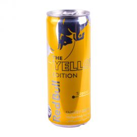 Red Bull Yellow 250ml