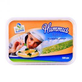 Al Juneidi Hummus Tahini Plain 500gm