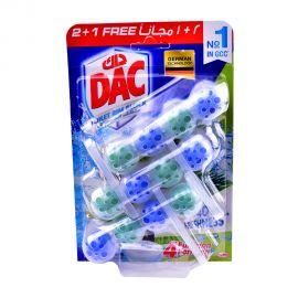 Dac Toilet Cleaner Pine 51gm 2+1 Free