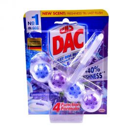 Dac Toilet Cleaner Power Active Lavender 50gm