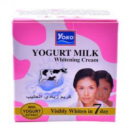Yoko Yoghurt Milk Whitening Cream 4gm