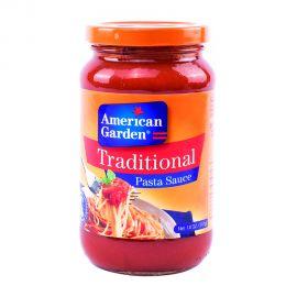 American Garden Pasta Sauce Traditional 14oz