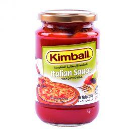 Kimball Spaghetti sauce Traditional 350gm