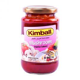 Kimball Spaghetti Garden.sauce Mushroom 350gm