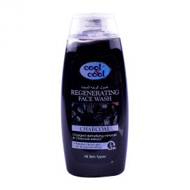 Cool & Cool Face Wash Regenerating 200ml