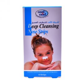 Cool & Cool Deep Cleansing nose Strips 6s