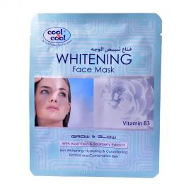 Cool & Cool Whitening Face mask 1's