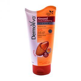 Dermoviva Face scrub Gel gentle Exfoliating 150ml