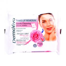 Vatika Dermo Wipes Make up Remover 20s