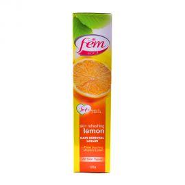 Fem Hair removal cream Tube Lemon 120gm