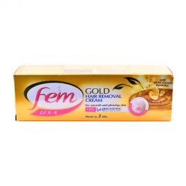 Fem Hair Removing Cream Gold 110gm
