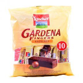 Loacker Gardena Finger Hazelnut 125gm