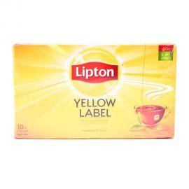Lipton Yellow Tea bag Fresh Caddy 150s