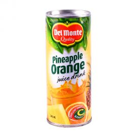Del Monte Juice Pineapple Oran 240ml
