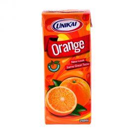 Unikai Juice Orange UHT 250mL