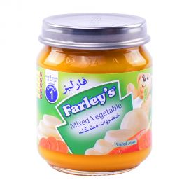 Farleys Mixed vegetable 120gm