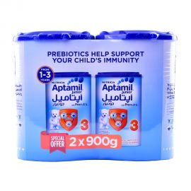 Aptamil Junior 3 2x900g 10% Off