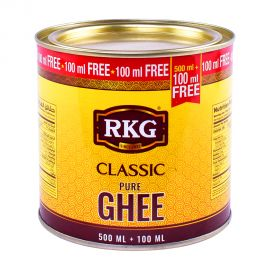 RKG GHEE 500ML + 100ml free