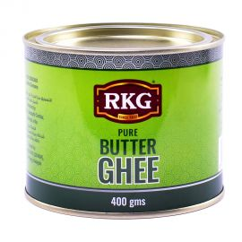Rkg Pure Butter Ghee 400gm