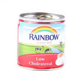 RAINBOW MILK EVAP LOW CHOLESTEROL 6OZ