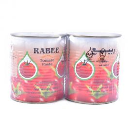 Rabee Tomato Paste 2x850gm
