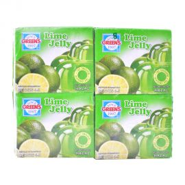 Greens Jelly Lime 80gm