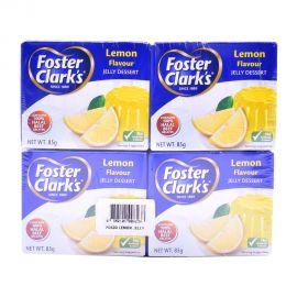 FOSTER CLARK'S Jelly Lemon 85gm