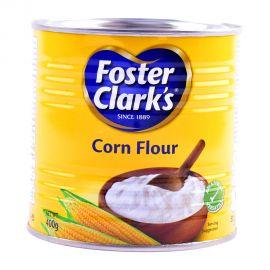 FOSTER CLARK'S CORN FLOUR TIN 400GM