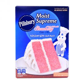 Pillsbury Strawberry Cake Mix 350gm