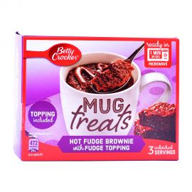 Betty Crocker Mug Treat Fudge Brownie 300gm