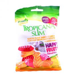Tropicana Slim Gummy Candy 80gm