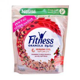 Fitness Granola Cranbery 450gm