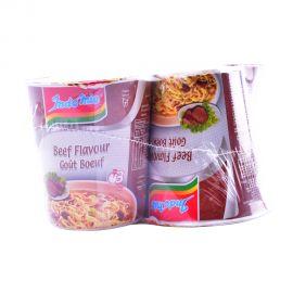 Indomie Cup Beef 4x60gm