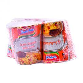 Indomie Curry Flavour Gout Curry Instant Cup Noodles 60g x 4pcs