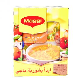 Maggi Chicken Soup With ABC Pasta 66g