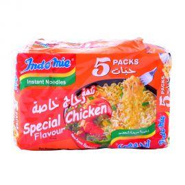 Indomie Instant Noodles Special Chicken Flavour 75g x 5pcs