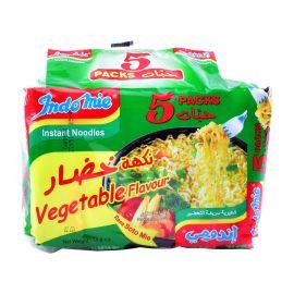 Indomie Instant Noodles Vegetable Flavour Soto Mie 75g x 5pcs