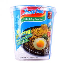 Indomie Cup Chicken Bbq 75g Fried