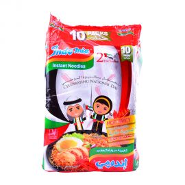 Indomie Hot & Spicy Fried Ndls 10x80gm