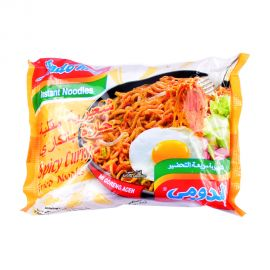 Indomie Noodles Spicy Curry Fried 90gm