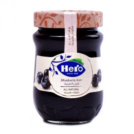 Hero Jam Blueberry 350gm