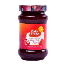 Daily fresh Jam Mixed fruit 450gm