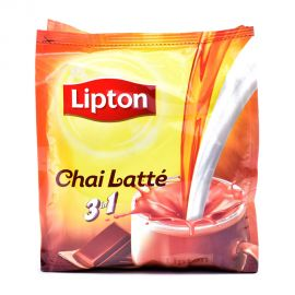 LIPTON CHAI LATTE CHOCO EV 18X26.2GM